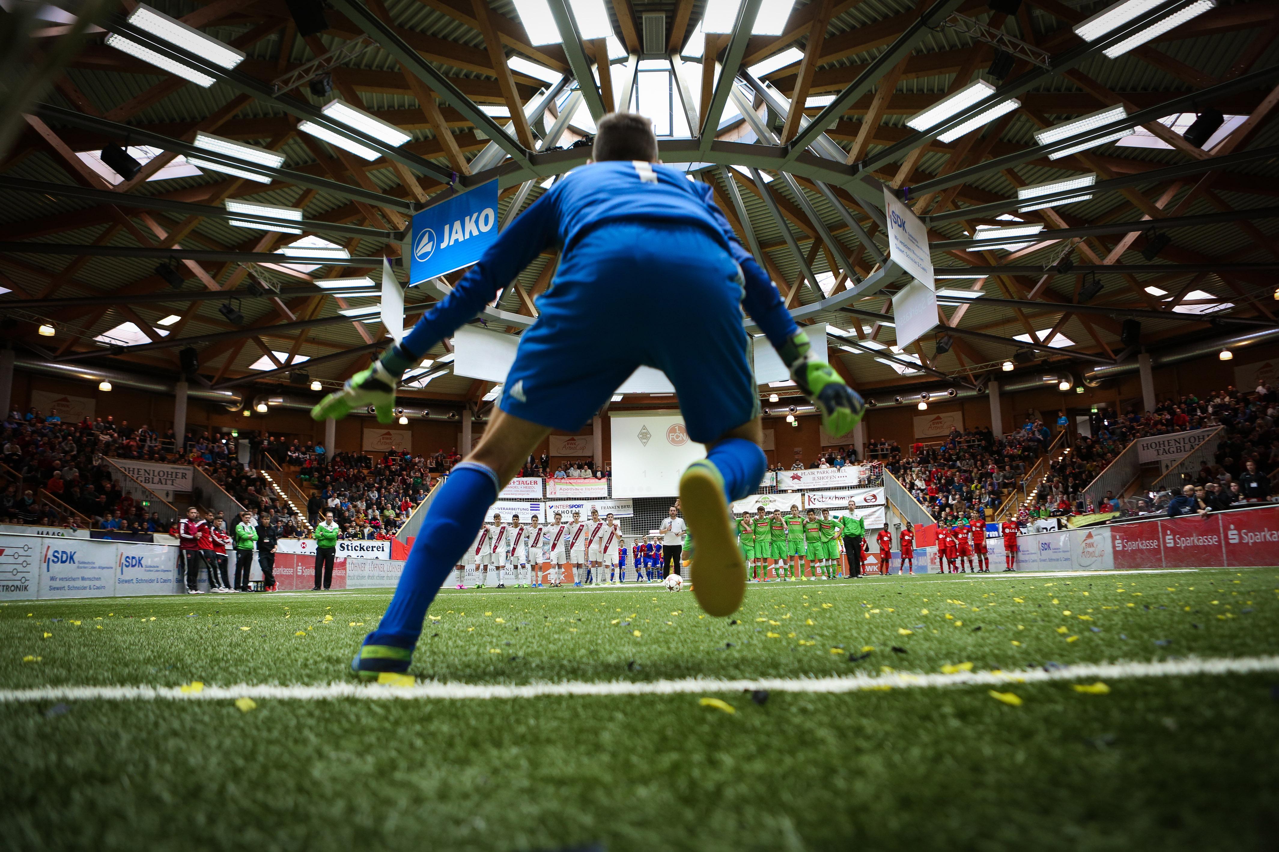 9. internationaler BWK-Arenacup