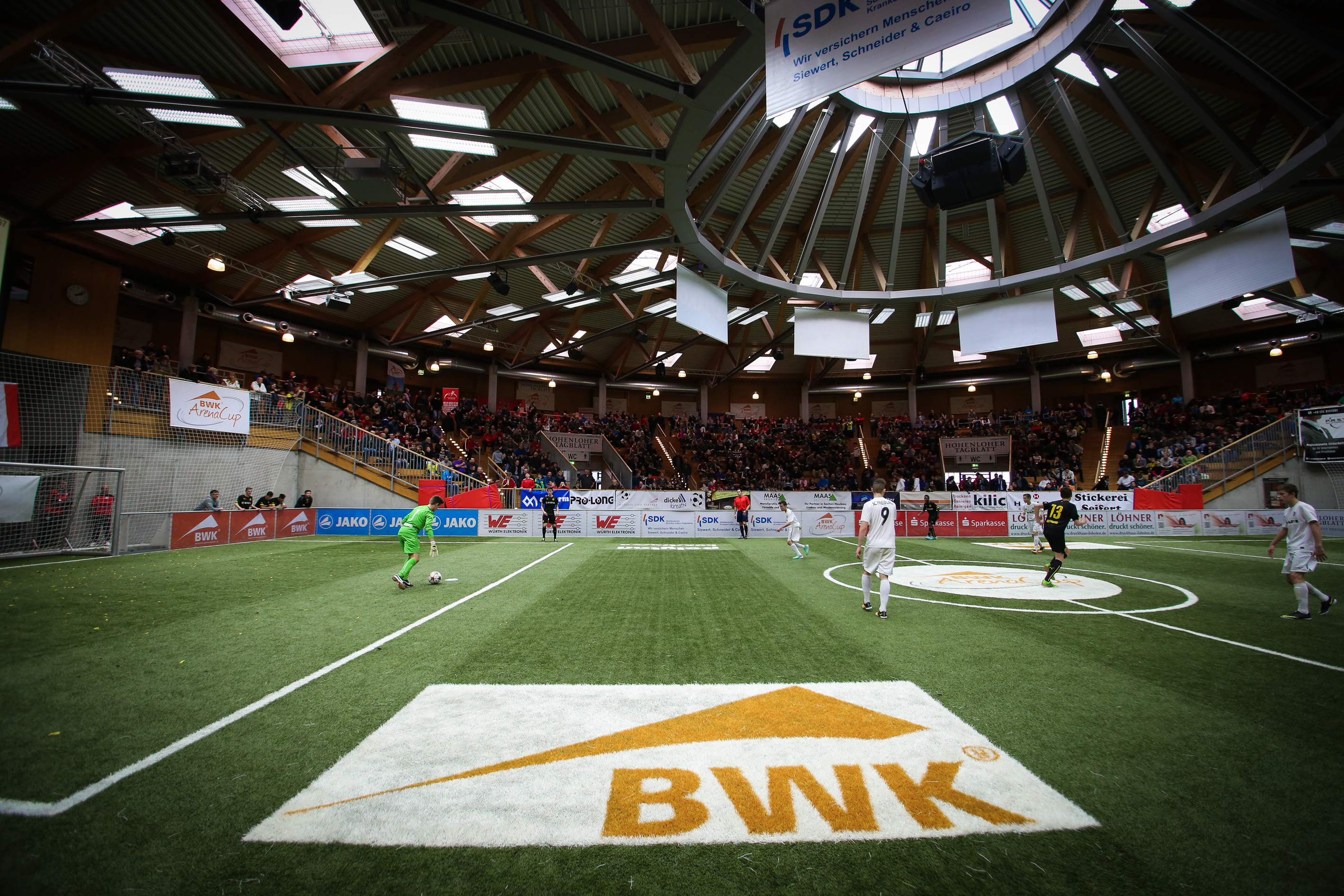 11. internationaler BWK-Arenacup
