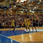 easyCredit Basketball Bundesliga HAKRO MERLINS vs. MHP Riesen Ludwigsburg