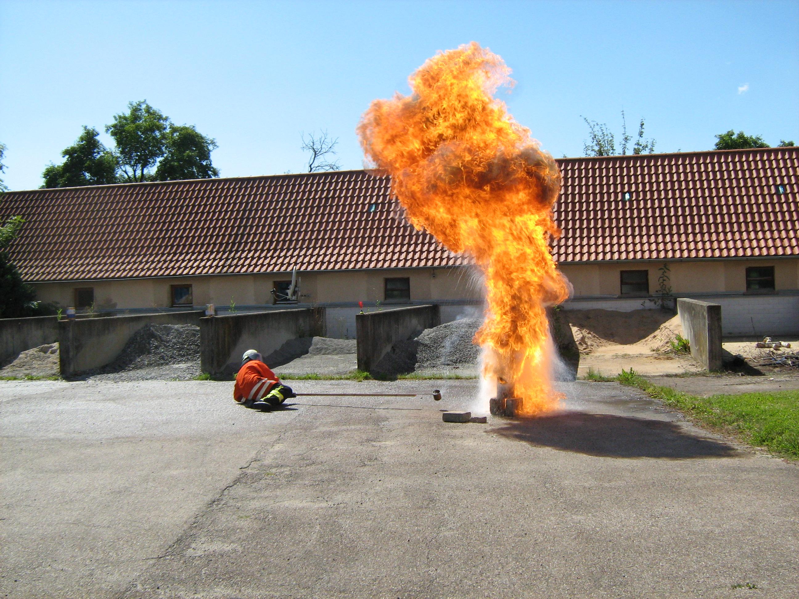 Erlebnis Feuerwehr