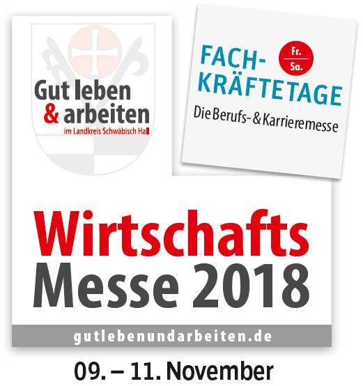 """Messe """"Gut leben und arbeiten im Landkreis Schwäbisch Hall"""""""