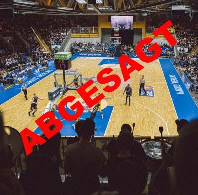 easyCredit Basketball Bundesliga Merlins vs. s.Oliver Würzburg