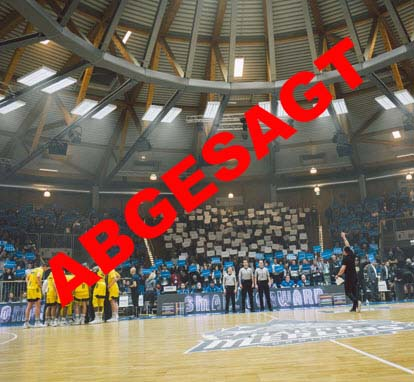 easyCredit Basketball Bundesliga Merlins vs. GIESSEN 46ers