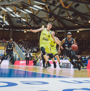 easyCredit Basketball Bundesliga Merlins vs. Brose Bamberg