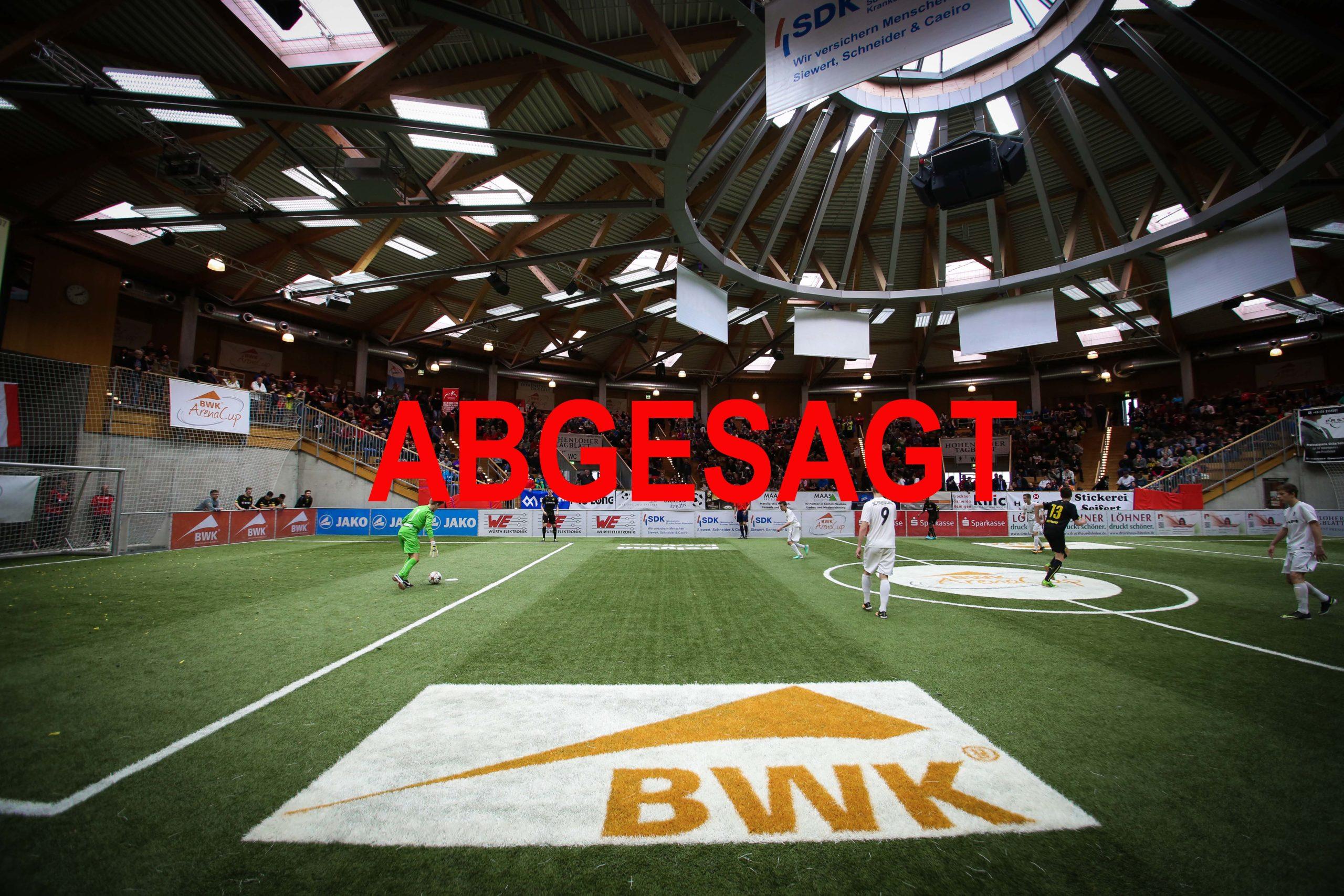 12. internationaler BWK-Arenacup