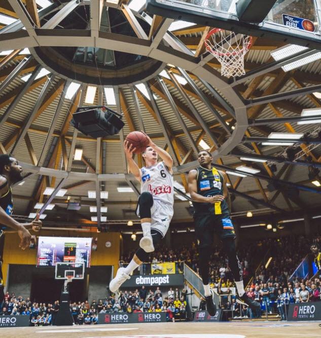 easyCredit Basketball Bundesliga MERLINS vs. FC Bayern München