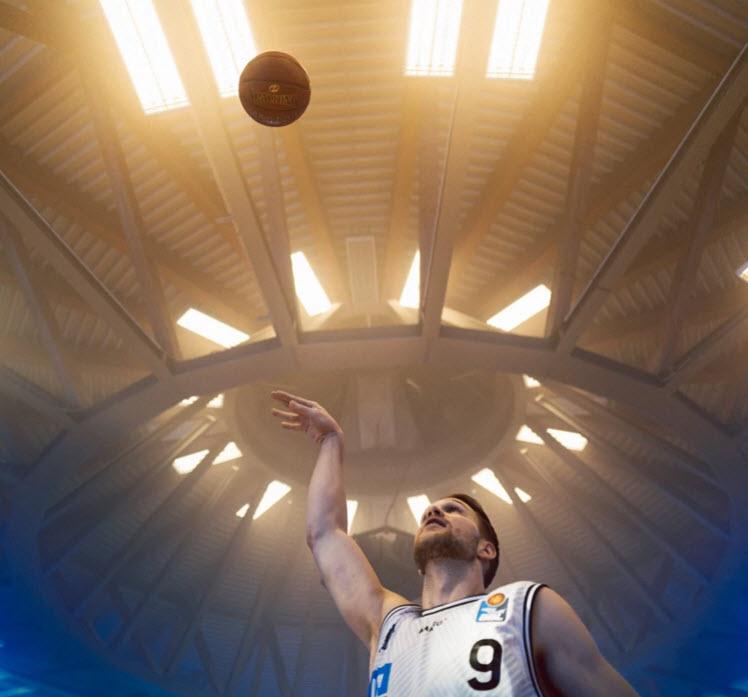 FIBA EUROPE CUP HAKRO MERLINS vs. Bakken Bears
